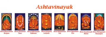 Ashtavinayak Tour Package For 03 Days