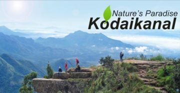 KODAIKANAL @ JUST RS.2000 PER PERSON MIN 12 ADULTS