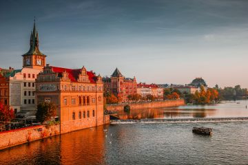 Explore Eastern Europe- Prague, Pilsen & Cesky Krumlov