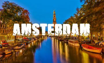 Discover Amsterdam, Haarlem & Rotterdam