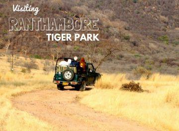 Ranthambore Tour- Indulge Into Wildlife
