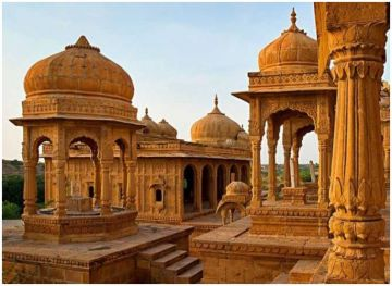 Into the Captivating Sand Dunes Jodhpur - Jaisalmer Tour