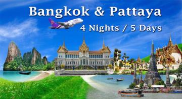 THAILAND   4N 3 STAR BELLA TOURS