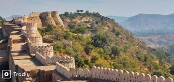 The Venice of India Udaipur - Kumbhalgarh Trip Tour