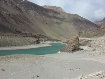 Overland  Nomadic Journey  Kashmir and Ladakh