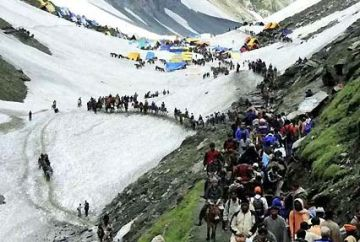 TPJ - 109 Amarnath Yatra by Helicopter