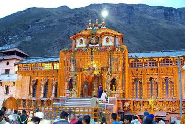 TPJ - 110 6 Days Chardham Yatra by Helicopter
