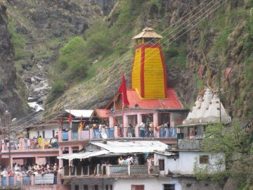 Deluxe Group Yamunotri Yatra Package Ex New Delhi 05 Days