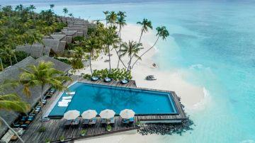 MALDIVES 3NIGHT BEACH VILLA  AND WATER VILLA COMBO FUSHIFARU MALDIVES
