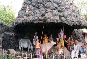 TPJ - 137 Mathura Vrindavan Agra Tour Package
