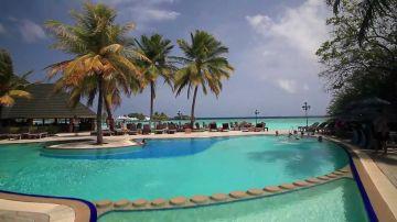 Maldives 4 Days Water Villa Package Paradise Island Resort