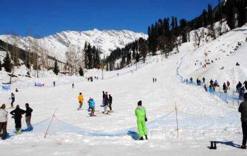 Jammu & Kashmir pacakage