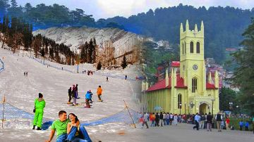 Standard Group Shimla Manali Tour Package 05 Nights 06 Days