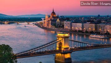 VIENNA  BUDAPEST  BRATISLAVA  PRAGUE  LAUF - WURZBURG  FRANKFURT Code AKF