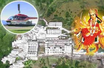 Amarnath and Vaishno devi yatra by Helicopter