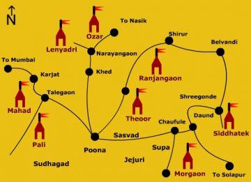 Ashtavinayaka Tour 2 Nights/ 3 Days