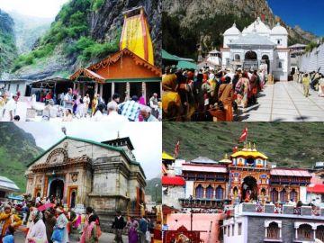 Chardham Yatra from Haridwar by Bus