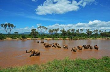 3 Days Special Taita Hills and Tsavo East Safari in Kenya