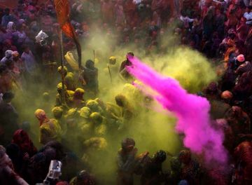 TPJ - 169 Special Holi Tour Package
