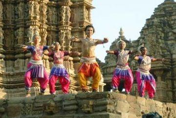 TPJ - 174 Khajuraho Dance Festival with Wildlife