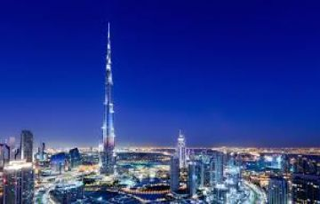 DUBAI  4 Nights / 5 Days