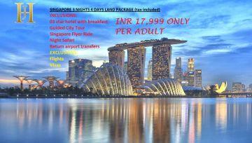 SINGAPORE 3 NIGHTS
