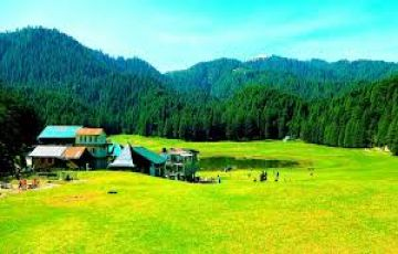03 Night 04 Days Dharamshala Dalhouise Package