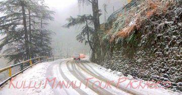 Manali Ice Land