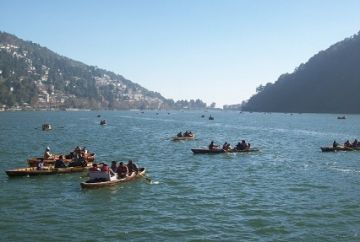 TPJ - 208 corbett  tour  with  nainital
