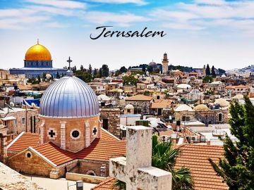 Biblical Mollyson Holy Land Tour