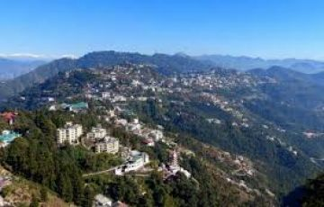 A Spiritual Sojourm With Mussoorie