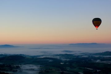 Gems of Australia with Hot Air Ballooning
