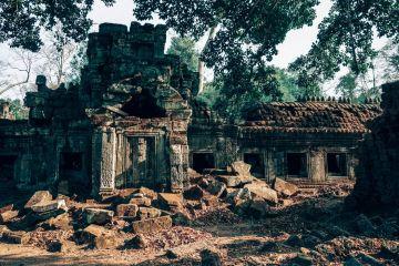 Ecstatic Cambodia