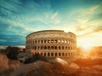 Italy in Budget with Rome and Venice