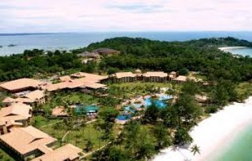 Singapore with luxury stay at Bintan