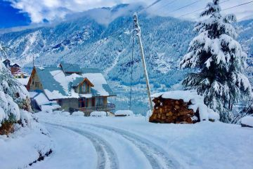 Best Place of Himachal - Manali | 3 Night 4 Days