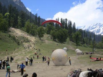 Himachal Holiday Package
