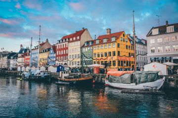 Scandinavian Summers with Copenhagen and Aarhus