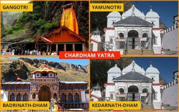 Char Dham yatra Ex Delhi