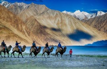 Juley Ladakh 05 Days Land Package