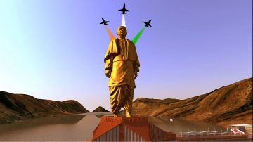 Gujarat Package Statue of Unity Visit- 6 Days - SV021