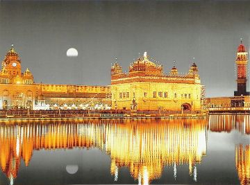 BLISSFUL HIMACHAL with GOLDEN TEMPLE