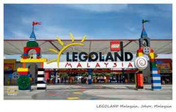 Holiday In Malaysia  -Legoland Special
