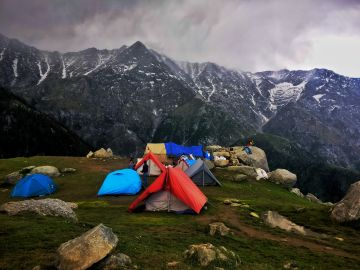 Triund Trekking And Camping