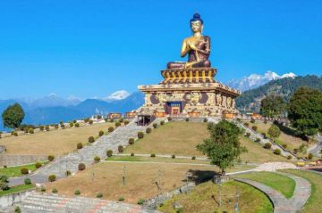 Sikkim 4 Nights / 5 Days Tour Package