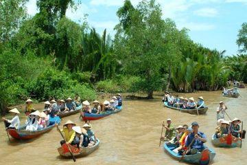 Siem Reap & Ho Chi Minh City