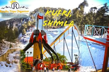 Blissful Shimla package by volvo