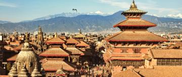 Kathmandu Delights With Flight
