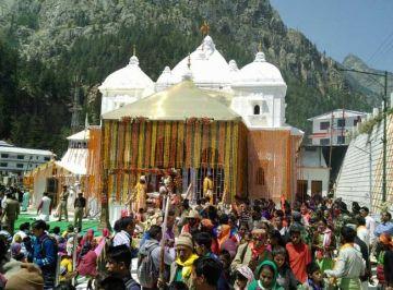 Gangotri Yatra Package Ex Haridwar