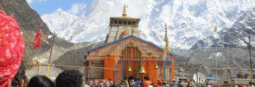 Badrinath Yatra Tour Package Ex Haridwar